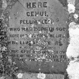Headstone by Hayle Foundry