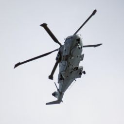 Culdrose Helicopter