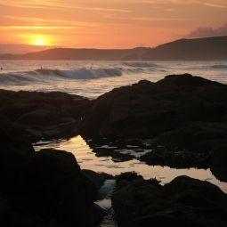 Hendra Sunset