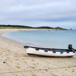 Higher Town beach - St Martin's, Scilly