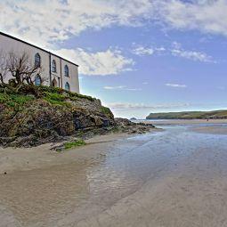 Polzeath - House on the beach