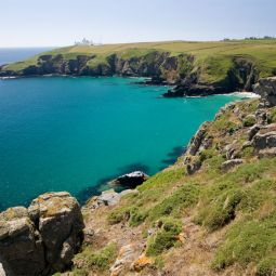 View across Housel Bay