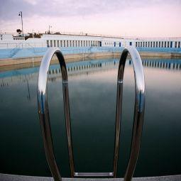 Jubilee Pool - Winter