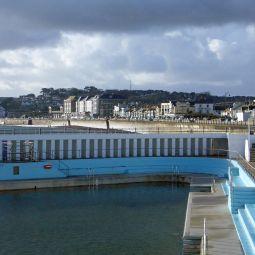 Penzance Promenade and Jubilee Pool