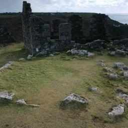 Kenidjack Castle