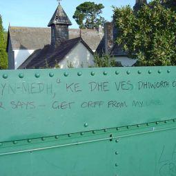 Cornish Grafiti