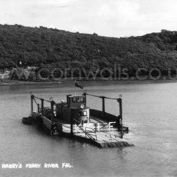 King Harry Ferry - 1950s