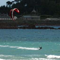 Kite Surfer - Marazion
