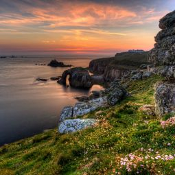 Land's End Sunset
