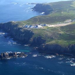 Land's End - Aerial View