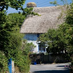 Thatched Cottage - Landwednack