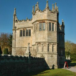Gatehouse at Lanhydrock House