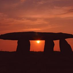 Lanyon Quoit Sunset