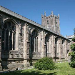 Launceston Church - St Mary Magdalene