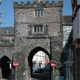 Launceston Southgate Arch