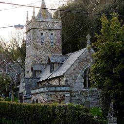 St Petrock Minor Church - Little Pertherick