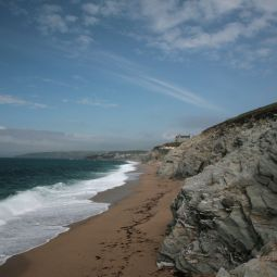 Porthleven Beach / Loe Bar