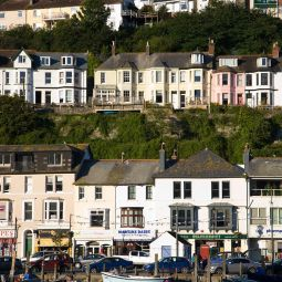 East Looe Hillside