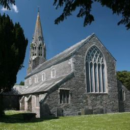 Lostwithiel Church