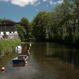 River Fowey in Lostwithiel