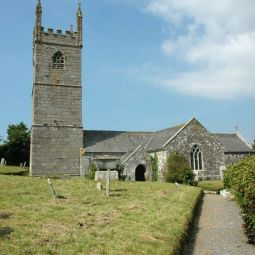 Mawgan-in-Meneage Church