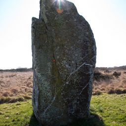 Men Gurta - St Breock Downs Monolith