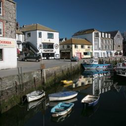 Mevagissey Harbour Front