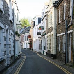 Church Street - Mevagissey