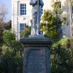 Boer War Memorial - Penzance