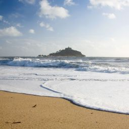 Marazion Beach Foam
