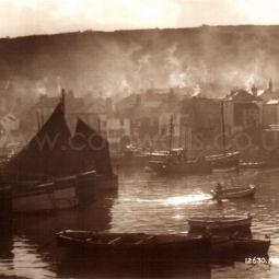 Mousehole Harbour 1900s