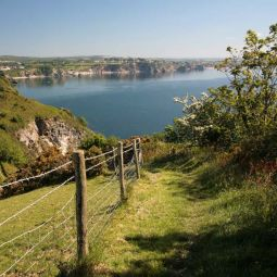 Coast Path near Black Head - St Austell