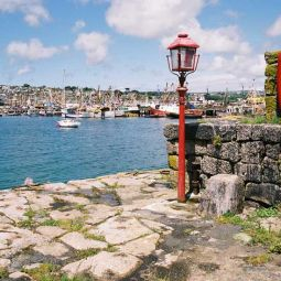 Newlyn Harbour from the Old Pier
