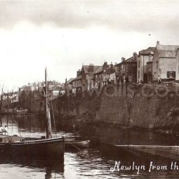Newlyn Harbour - 1900s