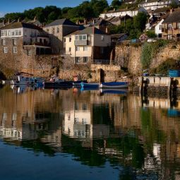 Newlyn Reflections