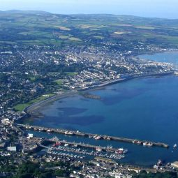 Newlyn - Penzance Aerial Photo