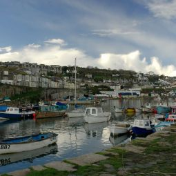 Old Newlyn Harbour