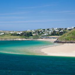 Daymer Bay from Padstow