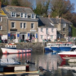 Padstow Harbour and North Quay