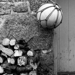 Penberth Cove cottage detail