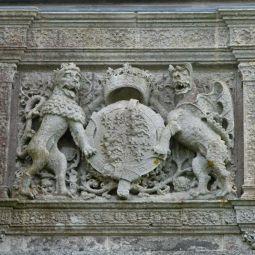 Pendennis Castle Crest