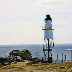 Peninnis Head lighthouse - Scilly Isles