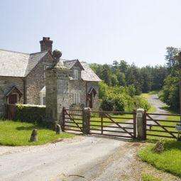 Tregothnan Gate House