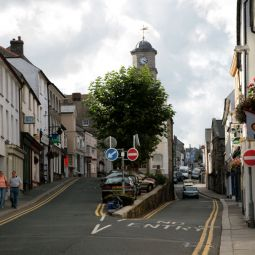 Penryn Town Centre