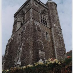 St. Michael Penkivel Church Tower
