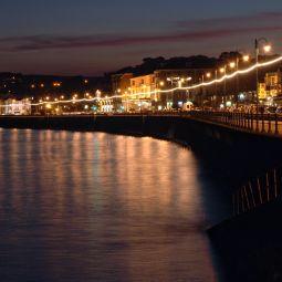 Penzance Promenade Lights