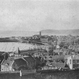 Penzance Town View - 1903