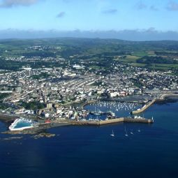 Penzance Aerial Photo