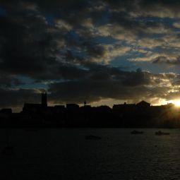 Penzance Harbour Sunset