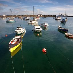 Small Boats in Penzance Harbour